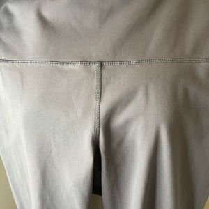 Yogalicious gray lux leggings SZ large NWOT